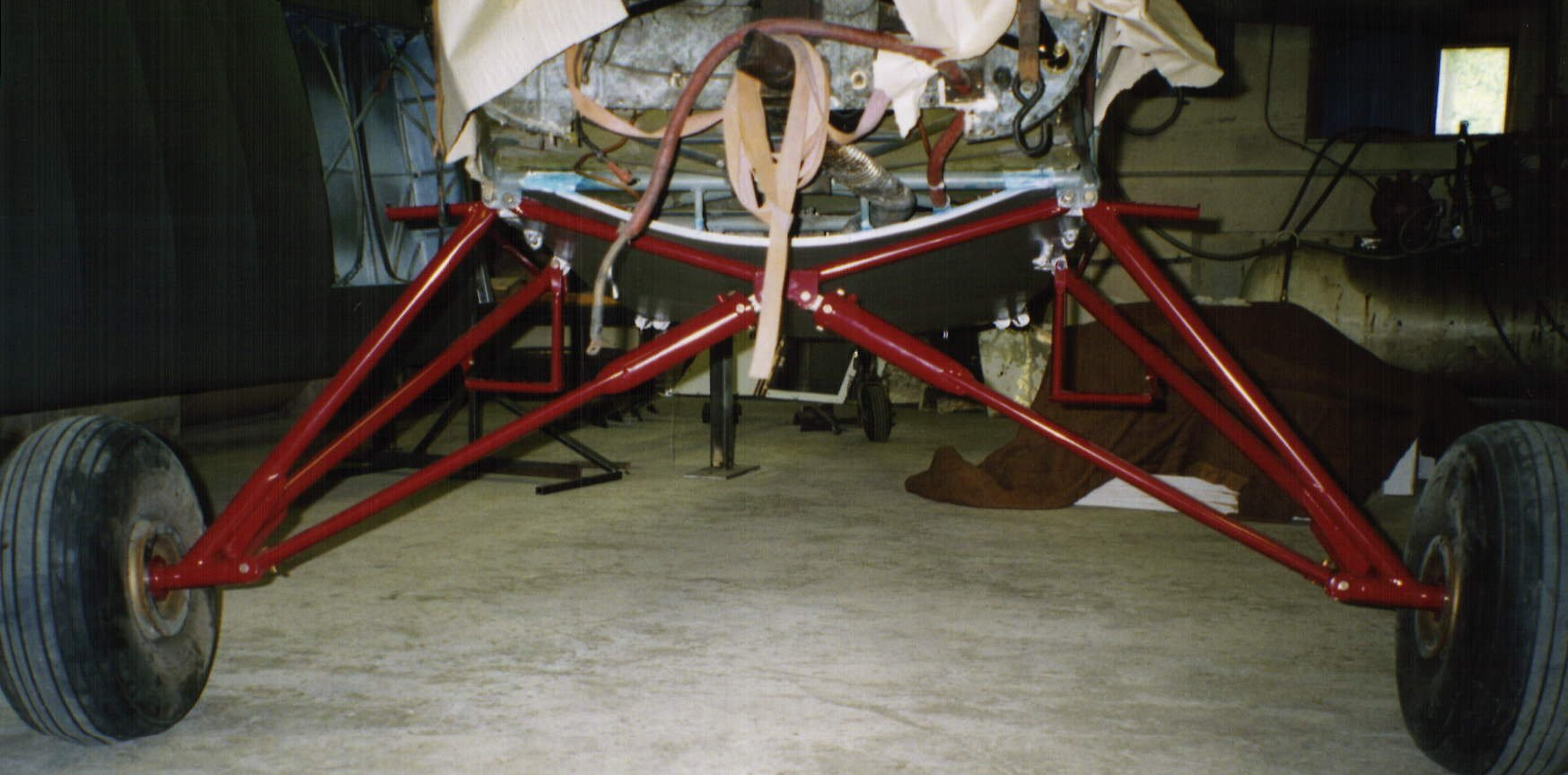 Trimmer Aviation - Landing Gear
